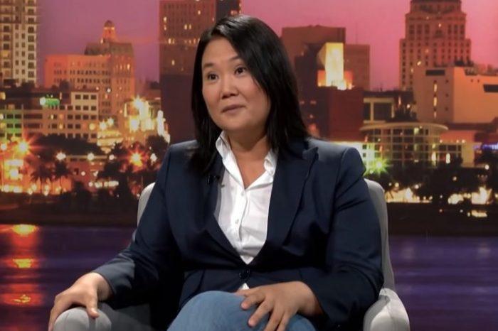 Keiko Fujimori no quiere que comparen a su padre con Maduro