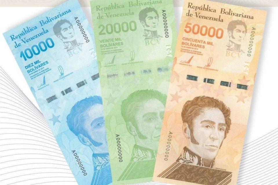 los nuevos billetes de Maduro - Primer Informe
