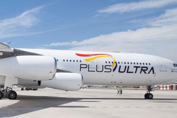 Plus Ultra publica programación de vuelos Caracas - Tenerife