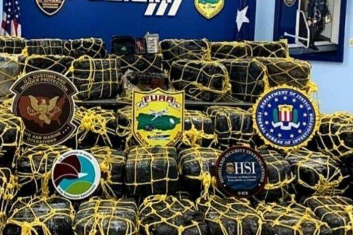 Cartel de los Soles envió el mayor cargamento de cocaína capturado en Puerto Rico