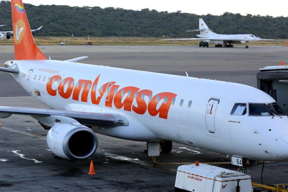 Conviasa vuelve a volar a Perú en medio de la elección presidencial