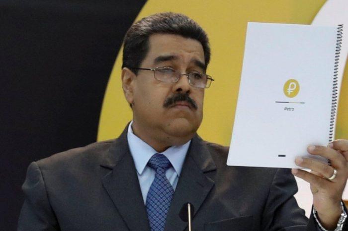 Maduro acelera el uso de las criptomonedas para romper las sanciones