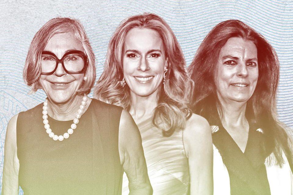 Dentro del club de las multimillonarias, las mujeres más ricas del planeta