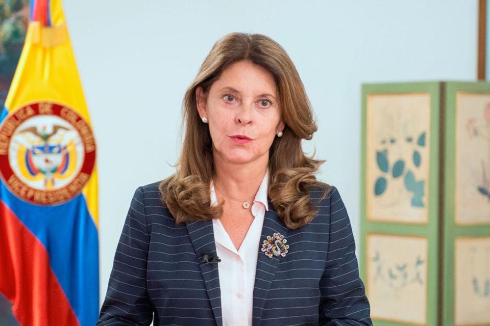 Vicepresidenta de Colombia responde a Maduro con una dura acusación