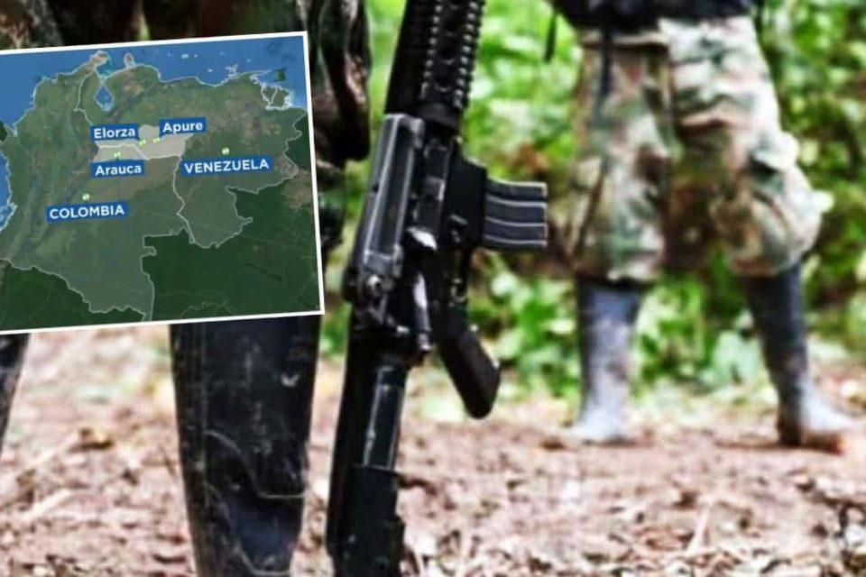 Guerra en Apure entre las FARC y Venezuela - Primer Informe