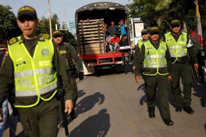 Colombia refuerza seguridad por presencia del Tren de Aragua en la frontera