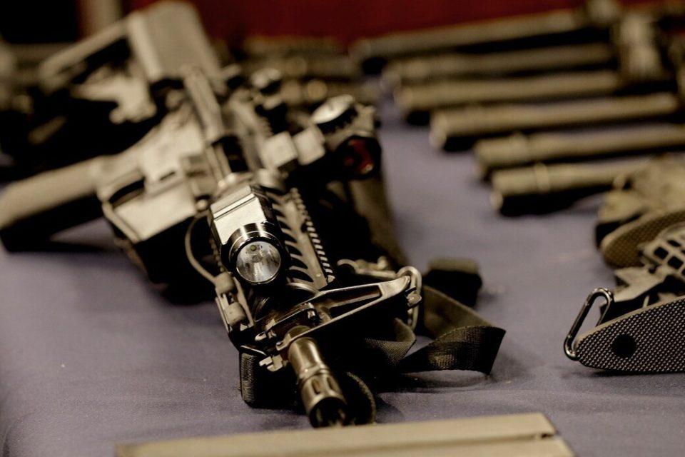 tráfico de armas en latinoamérica - primer informe