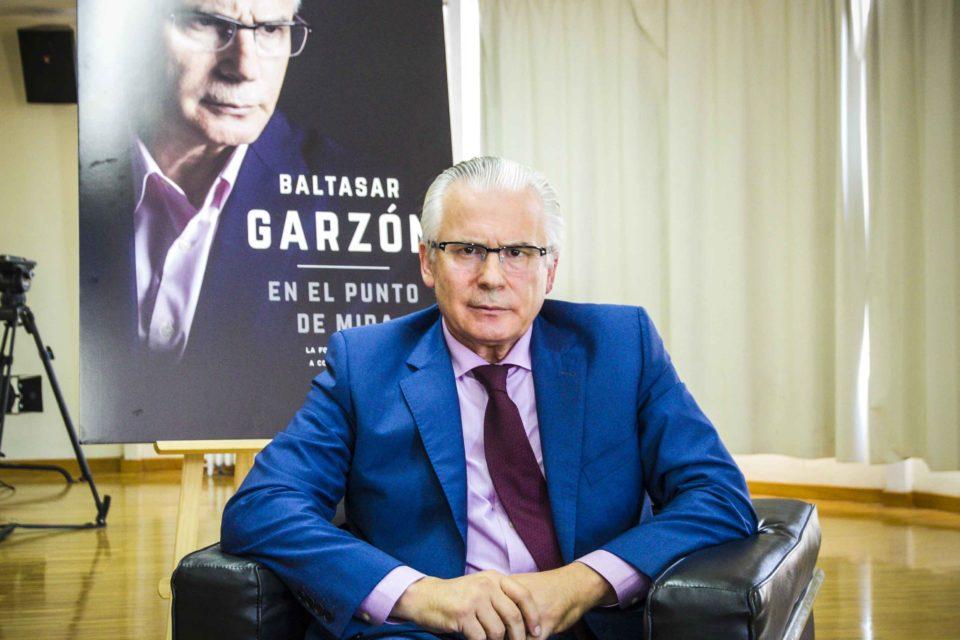 Garzón abogado de ÁleX Saab - Primer Informe