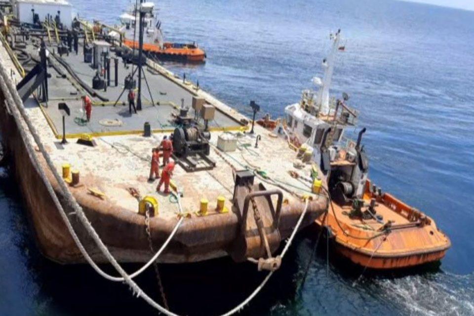 finalmente-pdvsa-completa-descarga-del-crudo-que-peligraba-dentro-del-carguero-nabarima - primer informe