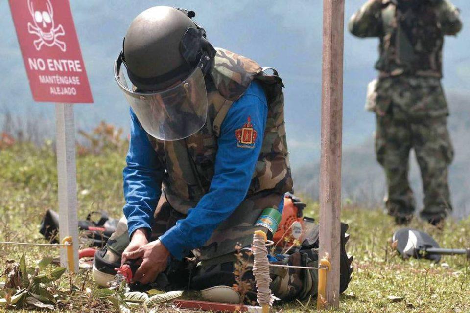 guerrilla-colombiana-exporto-tacticas-de-guerra-a-venezuela - primer informe
