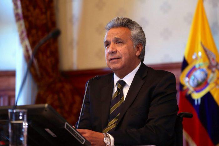 Lenín Moreno tiene claro cómo terminar con la crisis venezolana