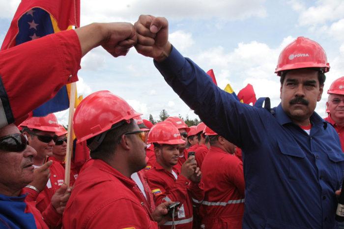 Así opera la red de Nicolás Maduro en Pdvsa para evadir las sanciones petroleras de EEUU