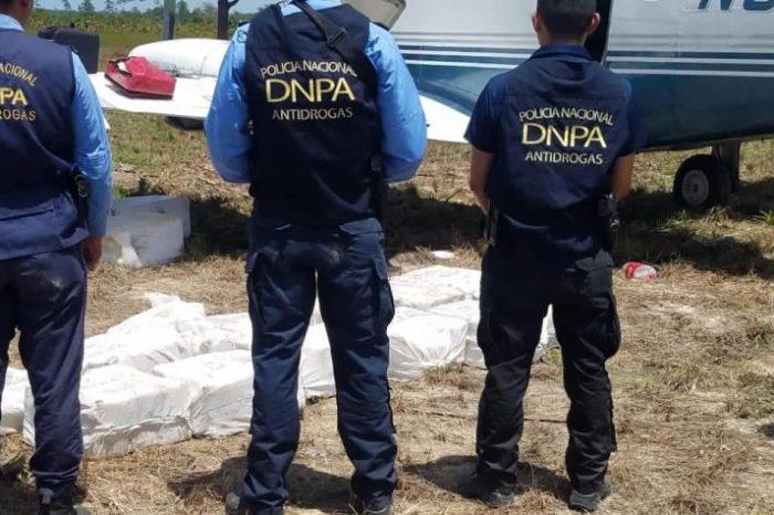 La DEA coordina operación binacional para capturar narcoavioneta con cocaína procedente de Venezuela