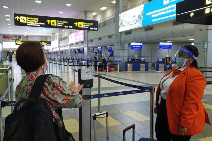 Panamá implementa requisitos para viajeros llegados de Sudamérica