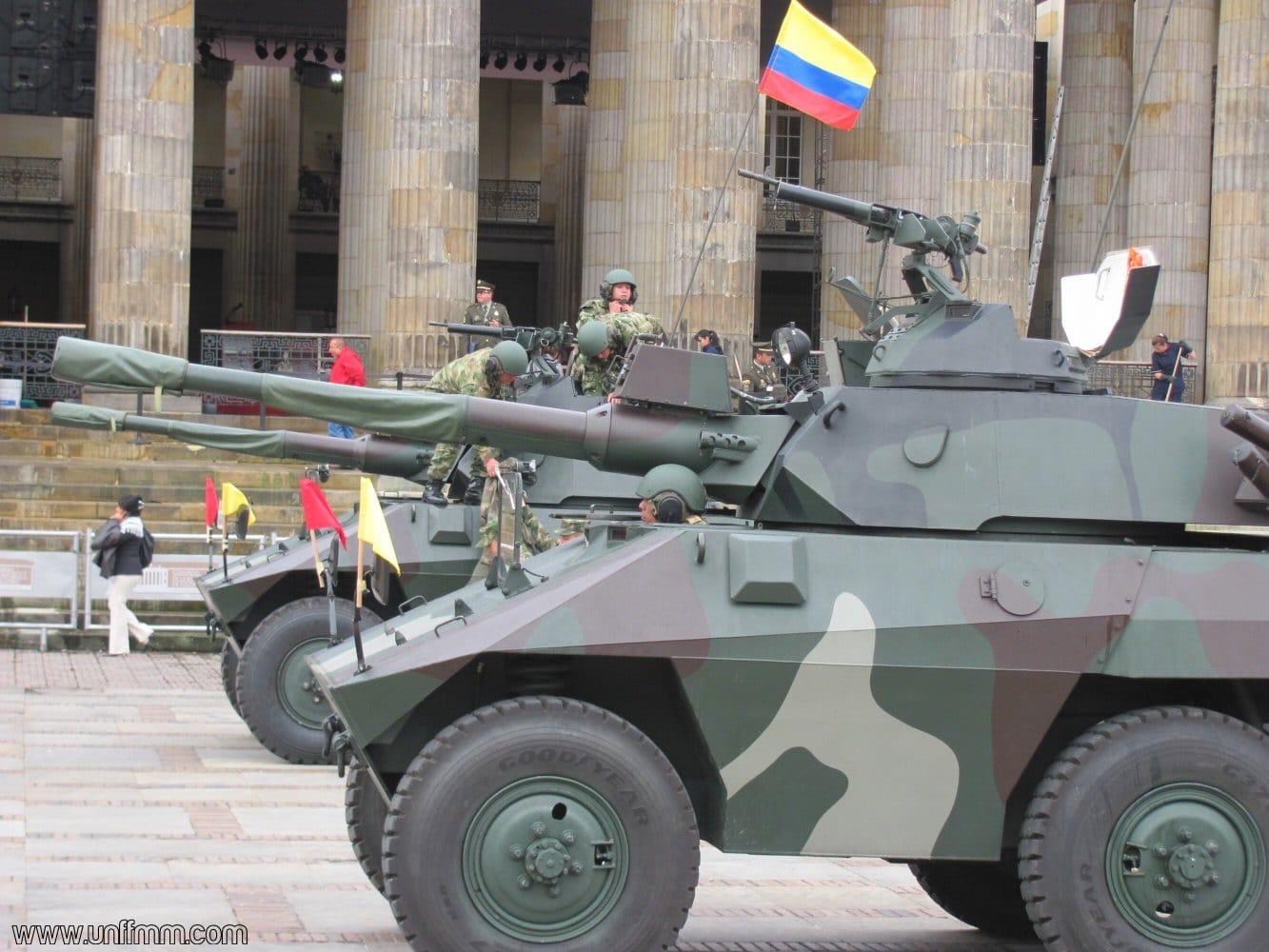 Las armas de Colombia para detener a Maduro
