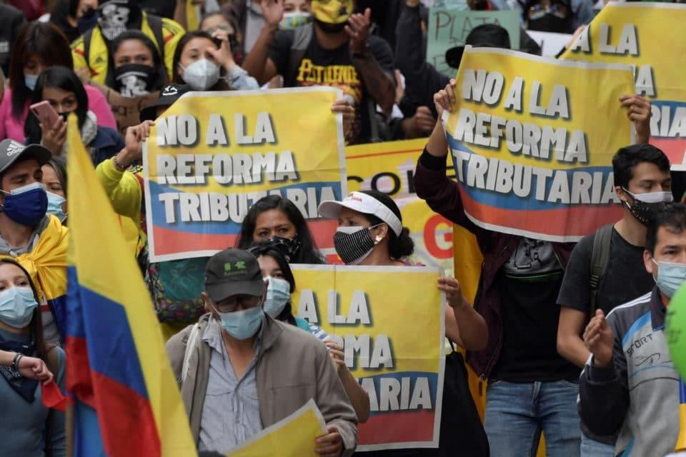 ¿Seguirán las protestas en Colombia tras la última decisión de Duque?