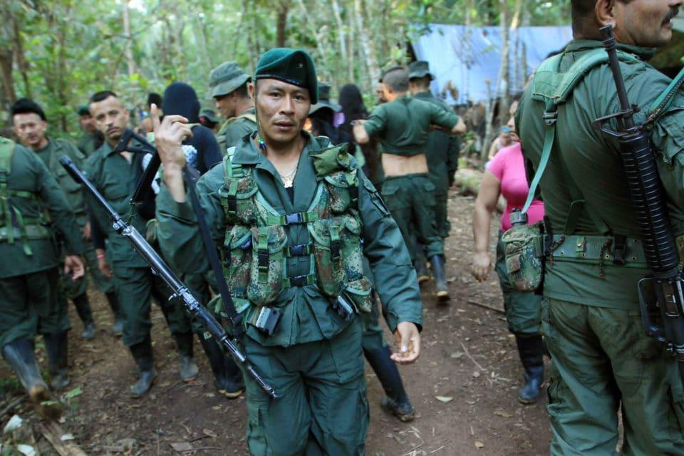 Disidencias de las FARC confirman que tienen en su poder a 8 militares venezolanos