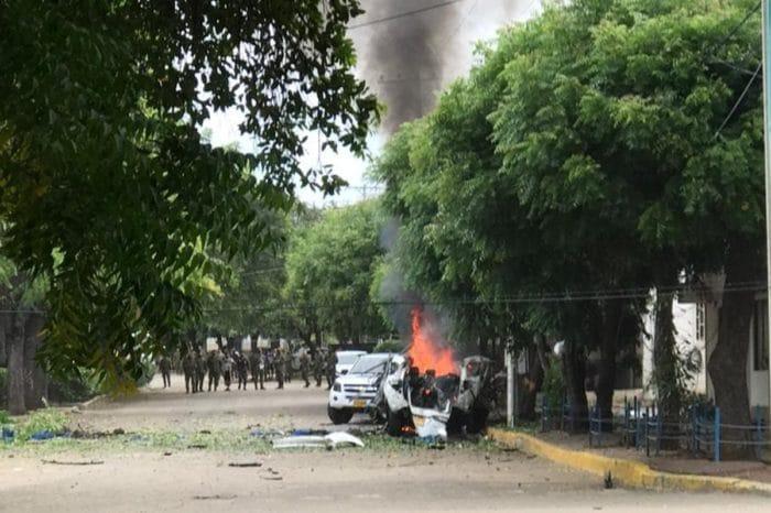 Las claves para entender el atentado con un carro bomba en Cúcuta