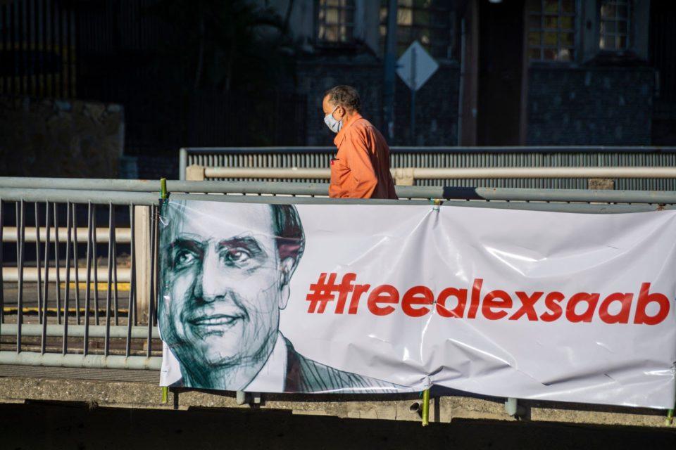 Petición online por Álex Saab, la última cruzada chavista por el testaferro