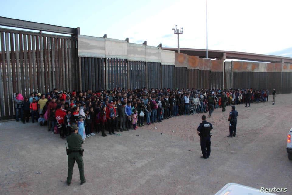 Crisis migratoria en EEUU: Culpan a Biden de permitir la trata de personas
