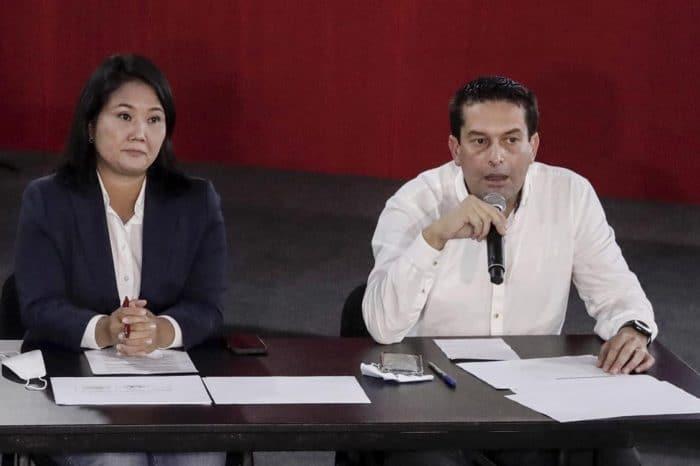 ¿Por qué pidieron arrestar Keiko Fujimori mientras termina conteo de votos en Perú?