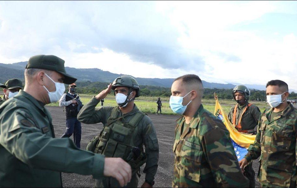 Liberación de los soldados venezolanos