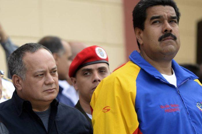 Diosdado Cabello quiebra la unidad chavista al cuestionar el CNE autorizado por Maduro