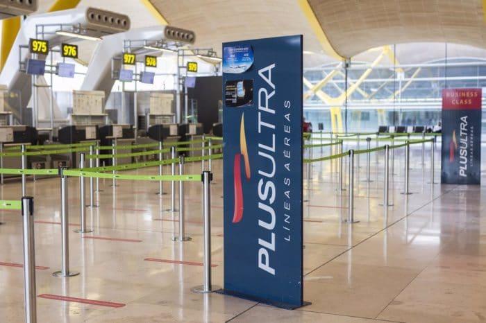 Aerolínea chavista Plus Ultra puede terminar en manos de España