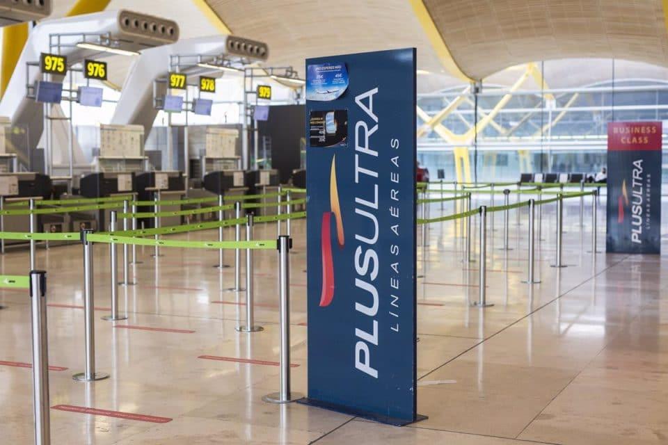 aerolínea chavista Plus Ultra