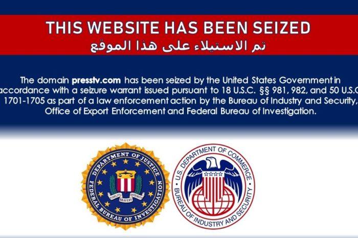 """EEUU incauta 33 páginas web para combatir las """"fake news"""" iraníes"""