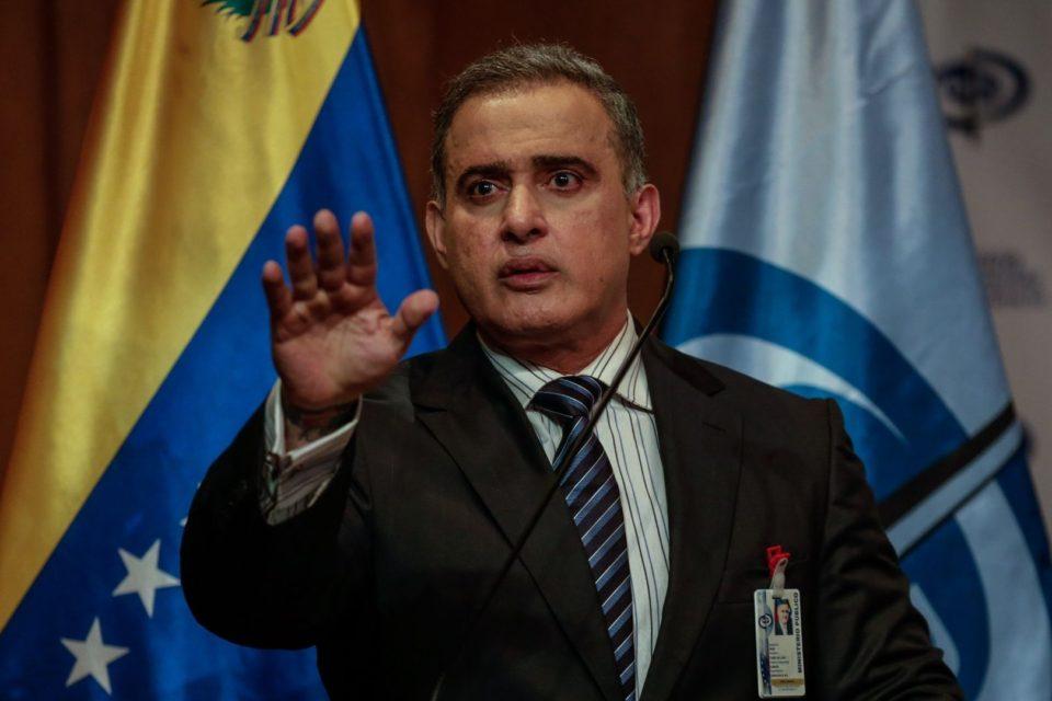 Fiscal de Maduro denuncia que la CPI está manipulada por Twitter