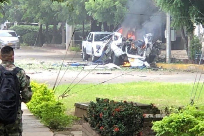 Así participará el FBI en la investigación del carro bomba de Cúcuta