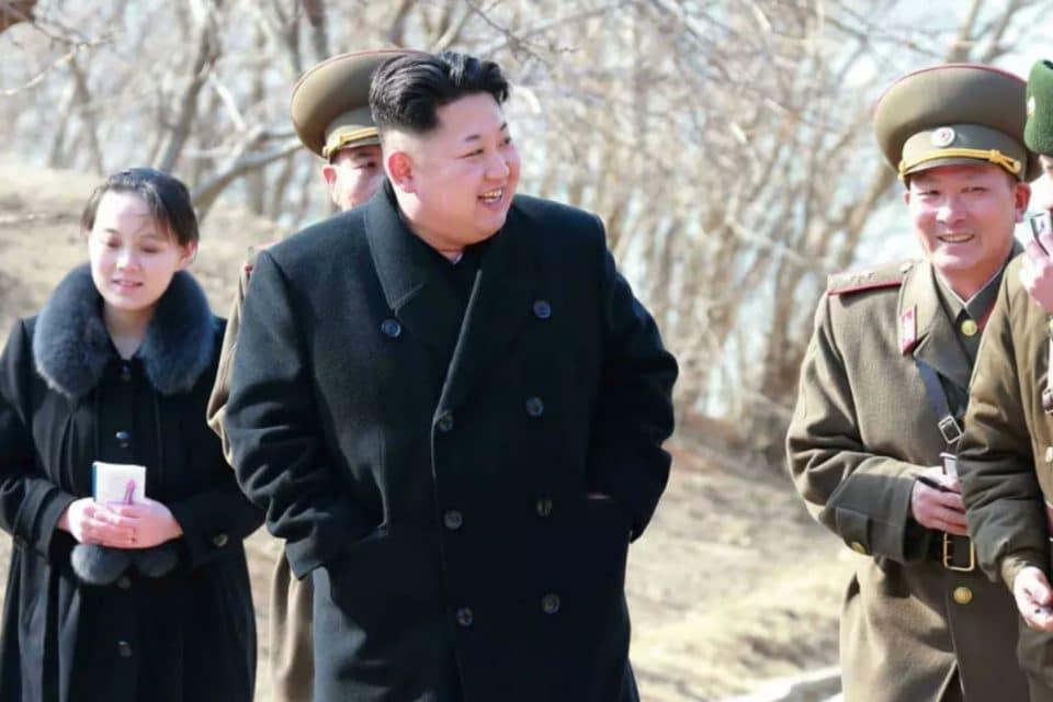 la-hermana-de-kim-jong-un-rechaza-supuestos-acercamientos-de-norcorea-a-la-administracion-biden