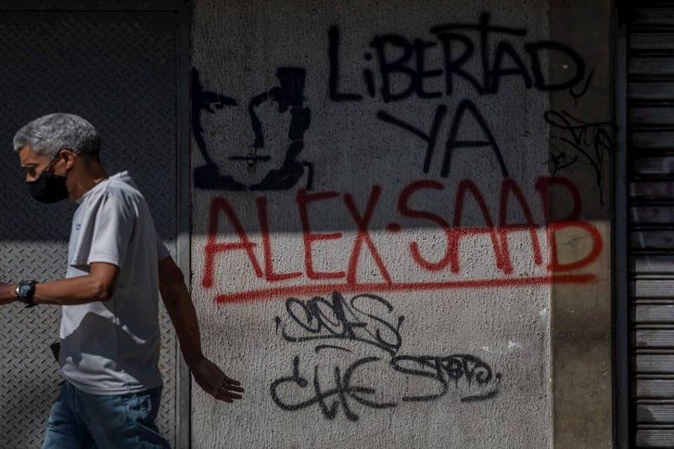 Las sanciones que el Reino Unido impuso contra Álex Saab