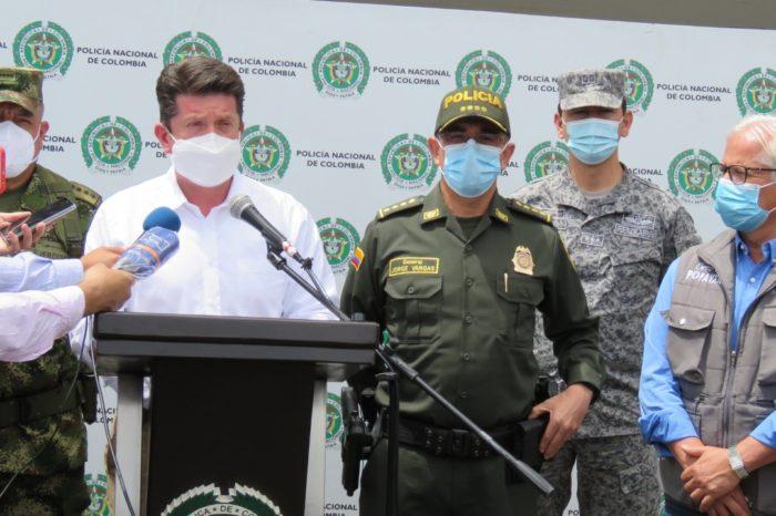 Alertan sobre ataque del ELN para marcha del 20 de julio en Colombia