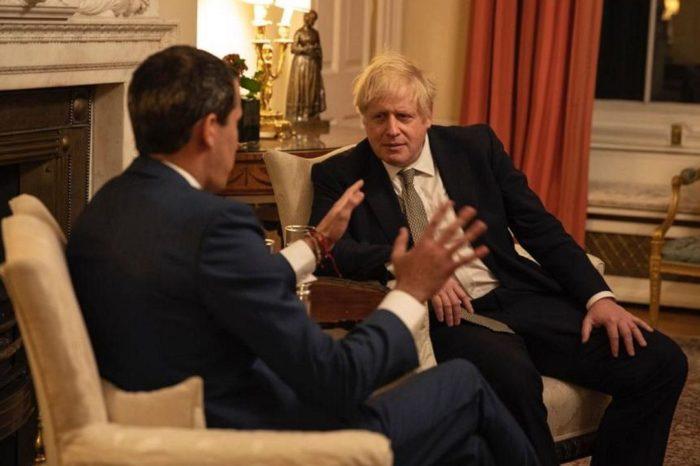 Boris Jhonson reiteró que control del oro venezolano en Banco de Inglaterra es de Juan Guaidó