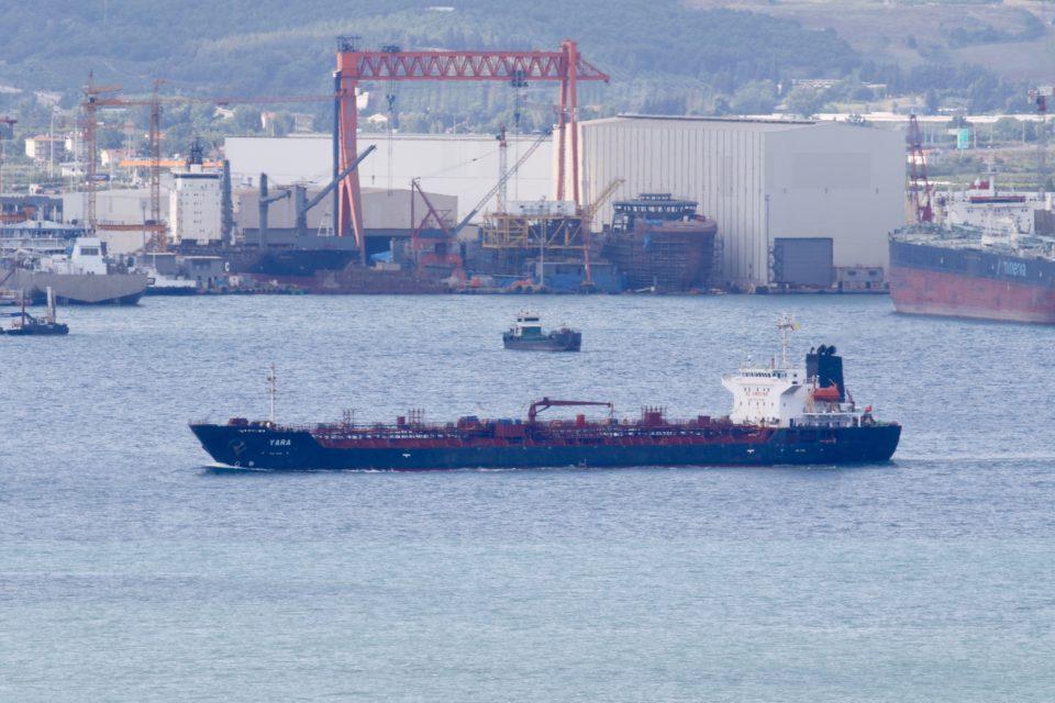 PDVSA evade sanciones enviando petroquímicos a Turquía
