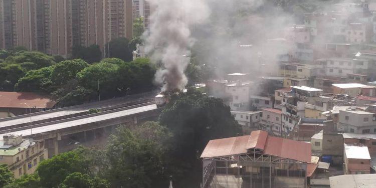 Caracas en estado de sitio por enfrentamientos con banda de El Koki