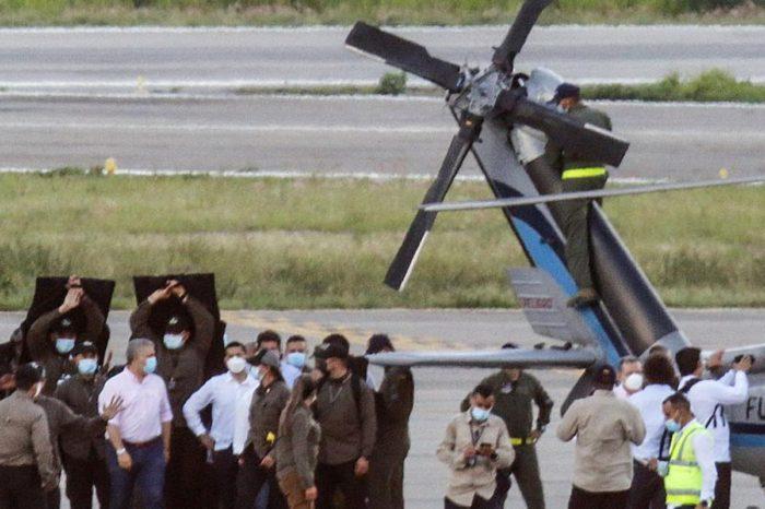 Colombia confirma conexión venezolana con carro bomba en Cúcuta e intento de magnicidio a Duque