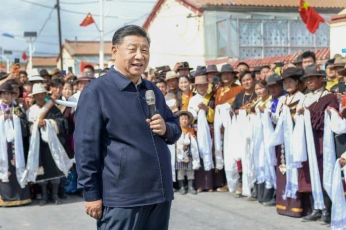 Un viaje oficial de Xi Jinping al Tibet eleva tensiones por libertades religiosas en China