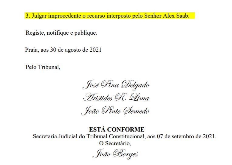 "Cabo Verde dice ""no"" a último intento de Álex Saab para evitar extradición"