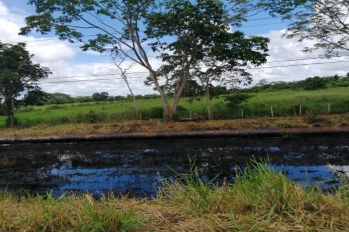 denuncian-nuevo-derrame-de-pdvsa-en-el-sur-de-venezuela