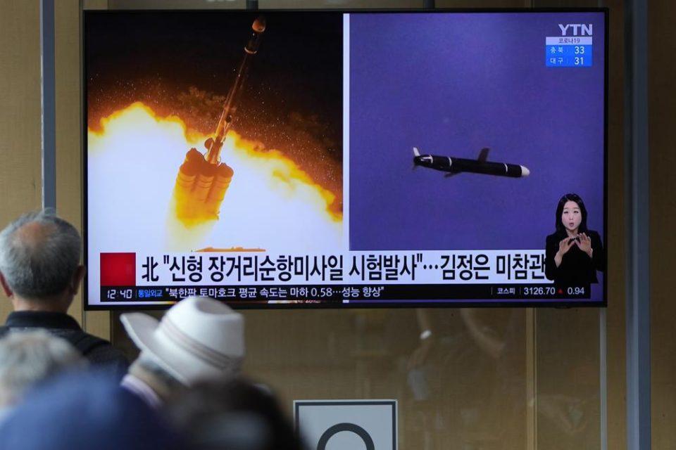 Nuevos misiles de Corea del Norte ponen a prueba a Joe Biden